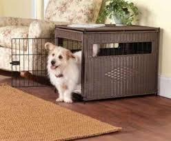 nice dog crate