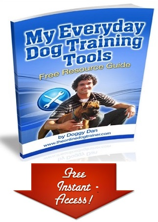 Free Puppy Training Book